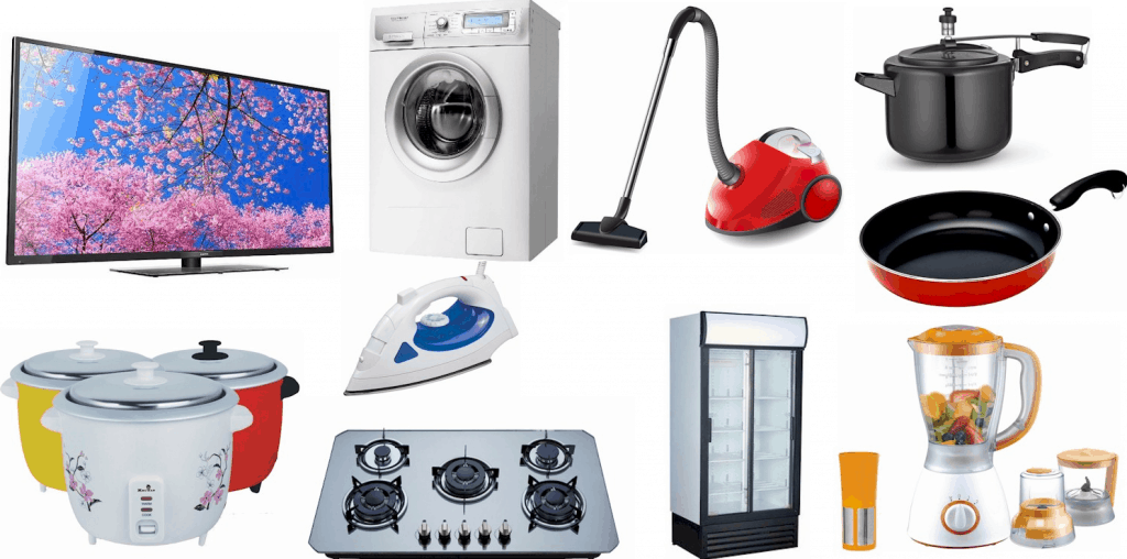 Buy a policy for Home Appliances