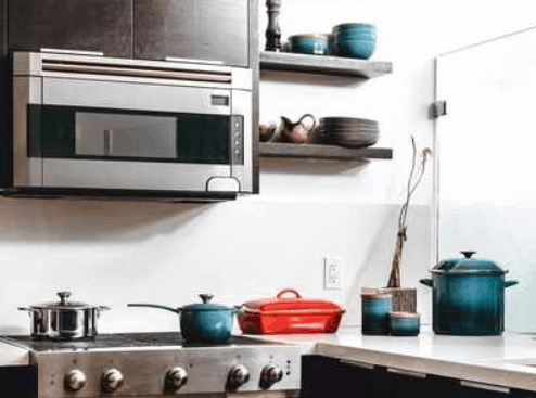 Easy Kitchen Appliance Breakdown Insurance